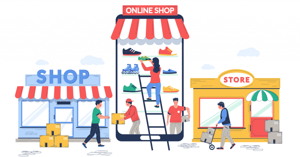 How to think about Online vs Physical Stores?